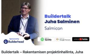 Podcast projektinhallinnasta yhteistyössä Builderheadin kanssa